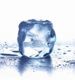 Кубик льда Стоковая Фотография RF