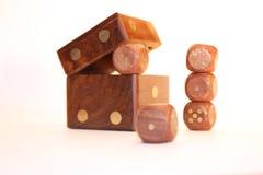 кубик Стоковые Фото