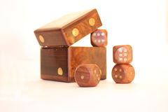 кубик Стоковая Фотография RF