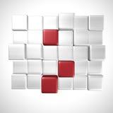 Кубик Стоковые Изображения RF