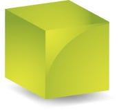 кубик 3d Стоковые Фотографии RF