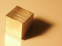 кубик Стоковое Изображение RF