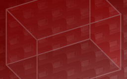 кубик Стоковое фото RF