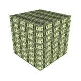 кубик cashe Стоковая Фотография