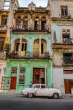 кубинец автомобиля старый Стоковое Изображение