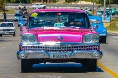кубинец автомобиля старый Стоковые Изображения