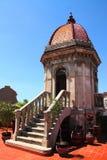 Кубинская крыша здания Стоковые Изображения RF