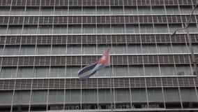 кубинский флаг акции видеоматериалы