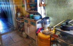 Кубинськая кухня Стоковые Фотографии RF