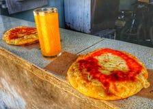 Кубинськая пицца Стоковое Изображение