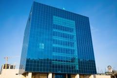 кубический офис Стоковое фото RF