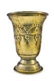 кубок золотистый Стоковая Фотография