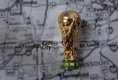 Кубок мира ФИФА стоковые изображения