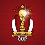 Кубок мира футбола Стоковые Фото