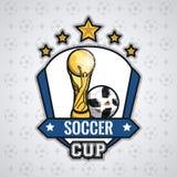 Кубок мира футбола Стоковое Фото