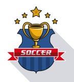 Кубок мира футбола Стоковые Изображения