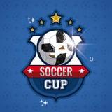 Кубок мира футбола Стоковые Фотографии RF