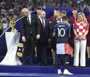 Кубок мира 2018 Стоковая Фотография