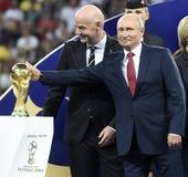 Кубок мира 2018 Стоковое Изображение RF