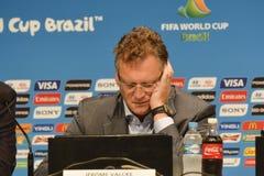 Кубок мира 2014 стоковое фото rf
