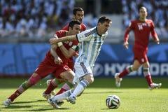 Кубок мира 2014 стоковое изображение rf