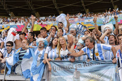 Кубок мира 2014 стоковые фотографии rf