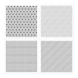 Кубы, брошенная диагональ выравнивают безшовные текстуры бесплатная иллюстрация