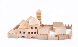 Кубы игрушки Стоковая Фотография