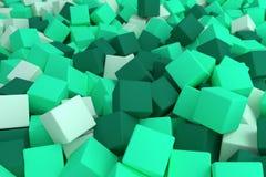 Кубы мяты Стоковые Изображения RF