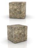 Кубы цемента Стоковое Фото
