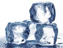 Кубы льда Стоковое Изображение RF
