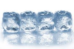 Кубы льда Стоковые Фото
