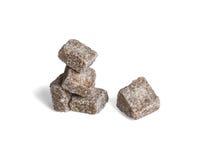 Кубы suga тросточки Стоковые Изображения