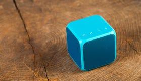Куб диктора Blueetooth Стоковое фото RF