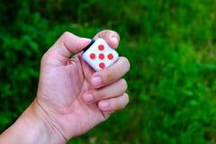 Куб непоседы Стоковое Фото