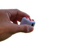 Куб непоседы Стоковое Изображение RF