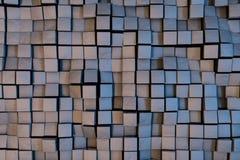 Куб развевает предпосылка Стоковые Изображения RF