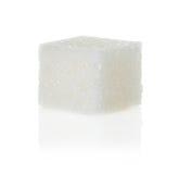 Куб сахара Стоковая Фотография
