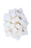 Куб сахара Стоковое Изображение RF
