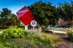 Куб Essex в Essex, Мэриленде Стоковые Изображения RF