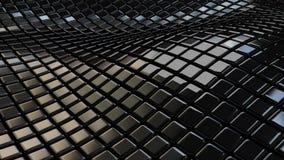 Куб Scape Стоковые Изображения RF