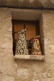 Кувшины Midieval стоковое изображение