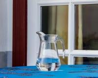 Кувшин чистой воды Стоковая Фотография RF