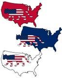 кугуар США иллюстрация штока