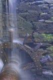 Кузница колеса воды. Стоковые Изображения RF