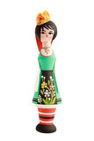 кукла болгаринина коробки Стоковое Изображение RF