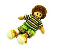 Кукла ветоши Стоковое Изображение RF