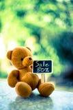 Кукла медведя Стоковая Фотография RF