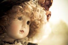 кукла Стоковые Изображения