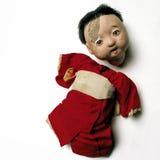 кукла Стоковая Фотография